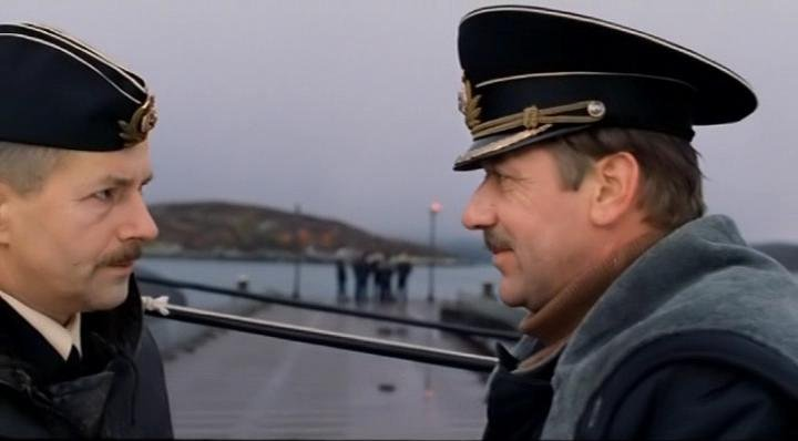 краско капитан подводной лодки